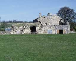 Bradley Hall Farmhouse, A689, Wolsingham  © DCC 2003