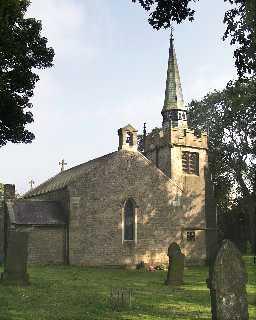 St Bartholomew, Thornley (Wolsingham) 2000