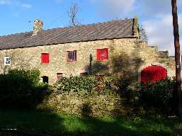 Holywell Byre & Carthouse, Wolsingham 2005