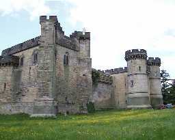 Brancepeth Castle, Brancepeth 2000