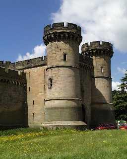 Brancepeth Castle 2000