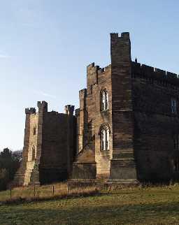 Brancepeth Castle 2003