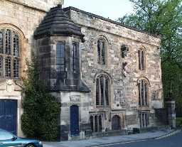 Former Exchequer Building, Palace Green, Durham 2000