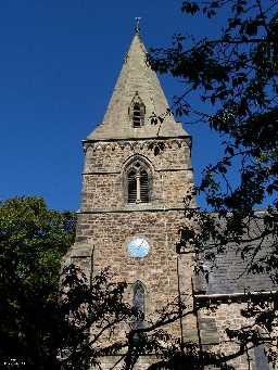 Church of St Mary, Shincliffe 2004