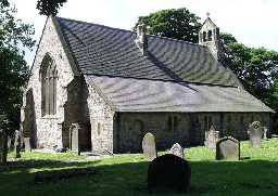 St Michael & All Angels, Witton Gilbert 2003