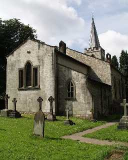 Church of St James © DCC 2003