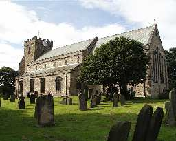 Church of St Mary © DCC 2000