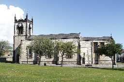 Church of St John the Evangelist © DCC 2002