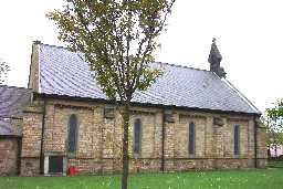 Church of the Holy Trinity © DCC 2004