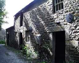 fmr Stable & Loft at Demesnes Mill (Gray Lane side) 2002 © DCC 2000