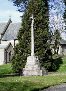 War Memorial SW of Bowes Museum, Barnard Castle  © DCC 2003