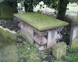Hickson Chest Tomb  © DCC 2004