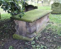 Hickson Chest Tomb,   © DCC 2004