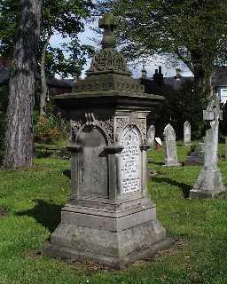 Kyle Tomb, Victoria Road Cemetery  © DCC 2003