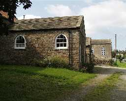 Former Outbuildings,   W of Old Smithy, Barnigham  © DCC 2002