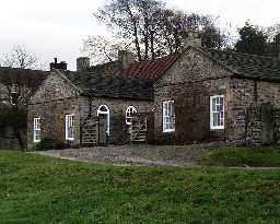 Former Outbuildings,   W of Old Smithy, Barnigham  © DCC 2003