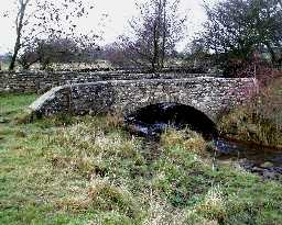 Old Bridge over Nor Beck  © DCC 2003