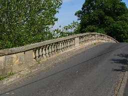 Greta Bridge, detail © DCC 2006