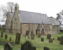 Church of St. Mary   © DCC 2002
