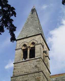 Church of Holy Trinity, Tower detail  © DCC 2003