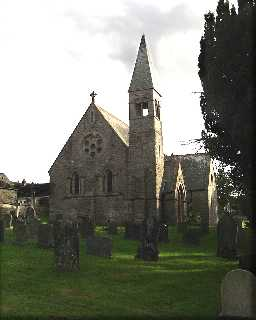Church of Holy Trinity,  © DCC 2004