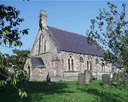 Church of St John the Evangelist  © DCC 2003