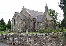 Church of St John Evangelist, Lynesack © DCC 2005