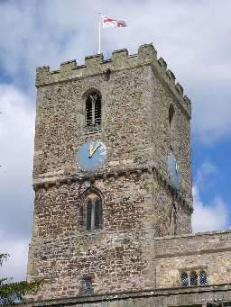 Tower, Church of St Mary, Staindrop © DCC 2006