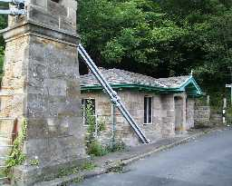 Toll House,  Whorlton Bridge 2000