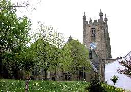 Church of St Edmund, Front Street, Sedgefield 2001