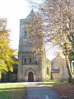 Church of St John, Church Street, Shildon 2005