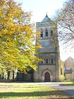 Church of St John, Shildon 2005