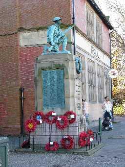 War Memorial, Main Street 2005