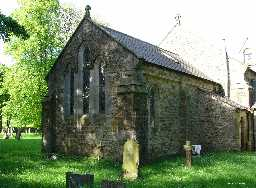 Church of St. Peter, Byers Green © MikeHH 2006