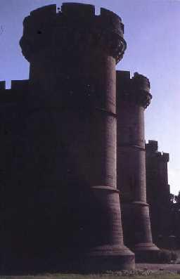 Brancepeth castle © DCC 2007