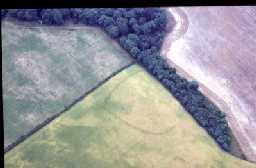Bishop Middleham possible cropmarks@B.Vyner 2007