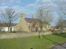 Trimdon, Mary Magdalen Chapel. March 2001