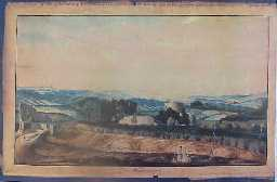 View of the Inner Bailey late 18th century