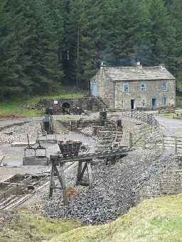 Kilhope Lead Mine (County Durham)