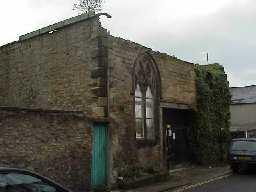 Ware Street Chapel.  May 2001