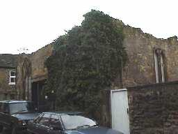 Ware Street Chapel. View from south-west.  May 2001