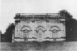 The Banqueting House, west façade. c.1900