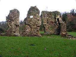 Seaham, Dalden Tower from the West © Ryder, P 2005