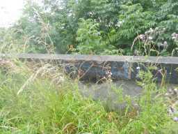Wall of the bridge 2016