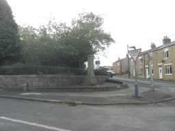 Photograph of Helmington Row War Memorial 2016