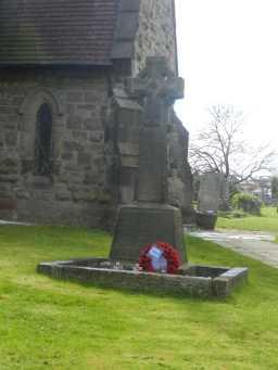 photograph of Hawthorn War Memorial 2016