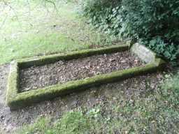 Grave at St. John the Evangelist's Church, Lynesack 06/02/17