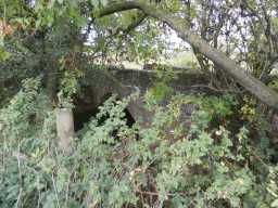 From Road Further Right, Old Bridge over Nor Beck, 2016 2016