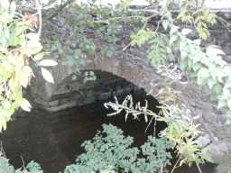 Close-up of Old Bridge over Nor Beck, 2016 2016