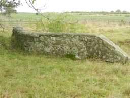 Wall on Old Bridge over Nor Beck, 2016 2016